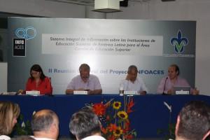"""Seminario sobre """"Los indicadores en las instituciones de Educación Superior"""""""