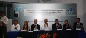 Inaugurada la segunda reunión general del proyecto INFOACES